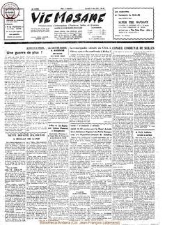 26e année - n°47 - 11 decembre 1971