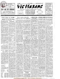 26e année - n°9 - 27 fevrier 1971