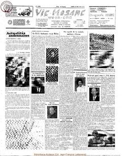 29e année - n°15 - 20 avril 1974