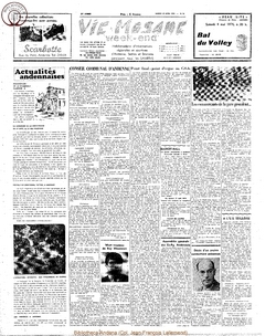 29e année - n°16 - 27 avril 1974