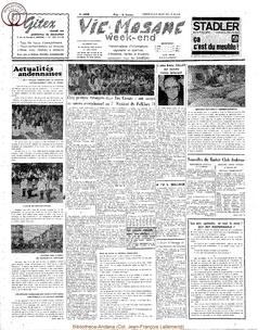 29e année - n°28 29 - 20 27 juillet 1974