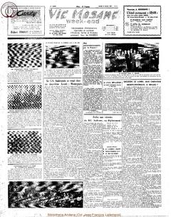 29e année - n°3 - 19 janvier 1974