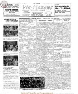 29e année - n°33 - 14 septembre 1974