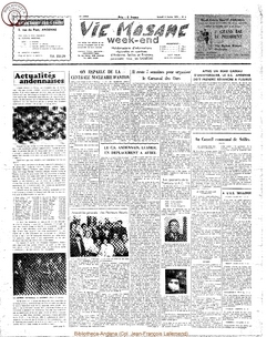 29e année - n°6 - 9 fevrier 1974