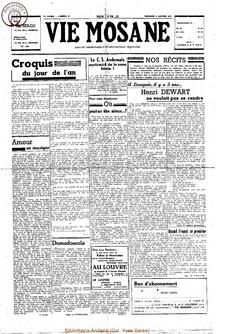 2e année - n°12 - 3 janvier 1947