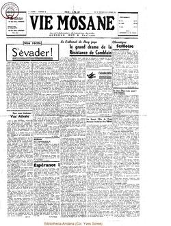 2e année - n°20 - 28 février 1947