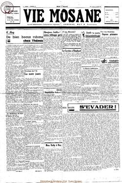2e année - n°22 - 14 mars 1947