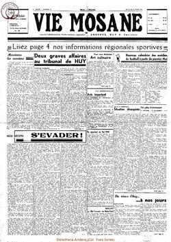 2e année - n°23 - 21 mars 1947
