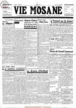 2e année - n°25 - 4 avril 1947
