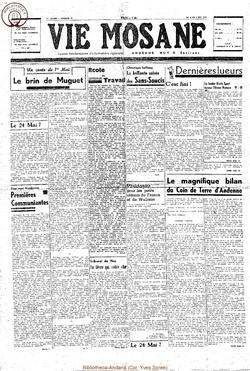 2e année - n°29 - 2 mai 1947