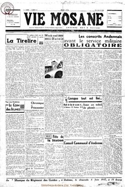 2e année - n°34 - 6 juin 1947