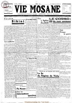 2e année - n°38 - 4 juillet 1947