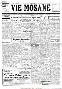 2e année - n°47 -5 septembre 1947