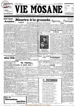 2e année - n°56 - 7 novembre 1947