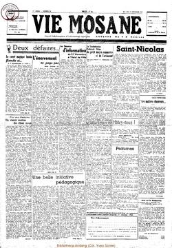 2e année - n°60 - 5 décembre 1947