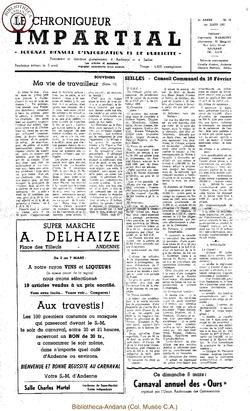 2e année - n13 - 1 mars 1967