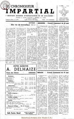 2e année - n16 - 7 juin 1967