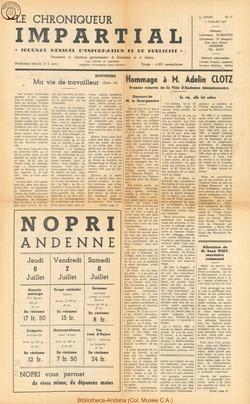 2e annee - n17 - 5 juillet  1967
