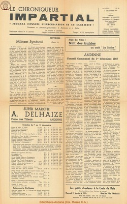 2e annee - n22 - 6 decembre 1967