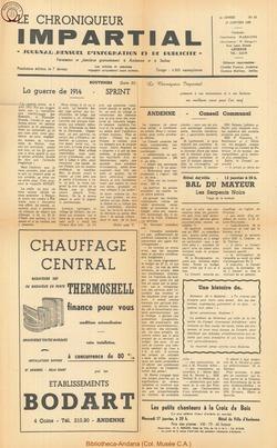 2e annee - n23 - 10 janvier 1968
