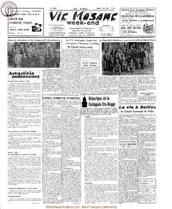 30e année - n°18 - 3 mai 1975 (2 pages)