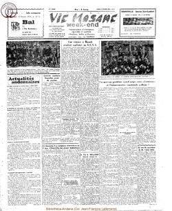 30e année - n°6 - 9 fevrier 1975