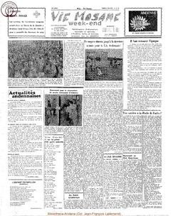 31e année - n°19 - 8 mai 1976