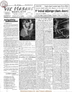 31e année - n°27 - 3 juillet 1976