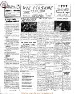 31e année - n°36 - 2 octobre 1976