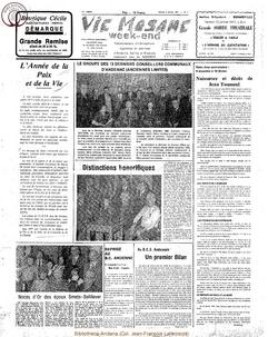 32e année - n°1 - 8 janvier 1977