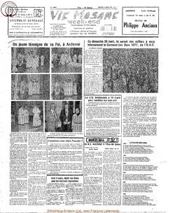 32e année - n°11 - 18 mars 1977