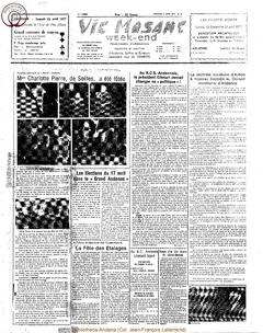 32e année - n°15 - 15 avril 1977