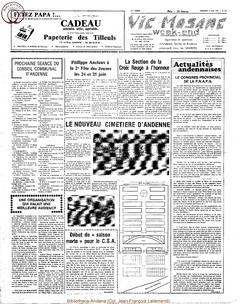 32e année - n°22 - 3 juin 1977