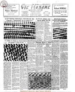 32e année - n°26 - 1 juillet 1977