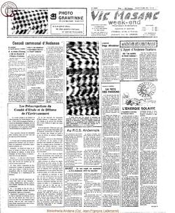 32e année - n°28 - 15 juillet 1977