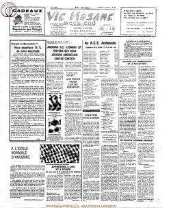 32e année - n°29 - 19 août 1977