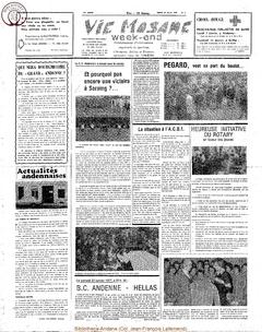 32e année - n°3 - 22 janvier 1977