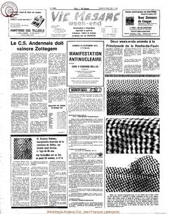 32e année - n°38 - 21 octobre 1977