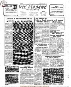32e année - n°39 - 28 octobre 1977