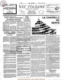 32e année - n°41 - 11 novembre 1977