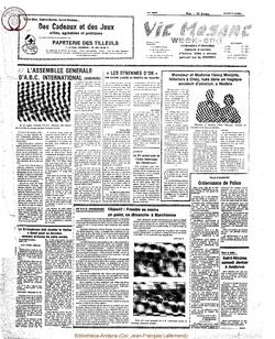 32e année - n°43 - 25 novembre 1977