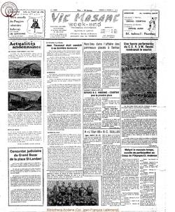 32e année - n°6 - 11 fevrier 1977