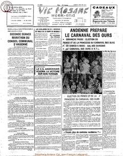 32e année - n°9 - 4 mars 1977
