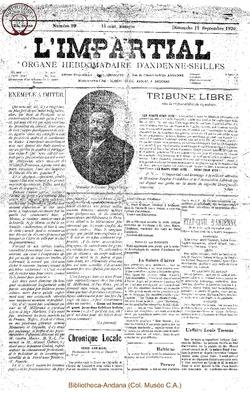 35e annee - n29 - 12 septembre 1920