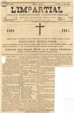 36e annee - n29 - 23 mai 1921