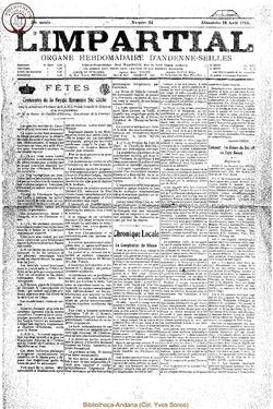 38e annee - n34 - 26 aout 1923