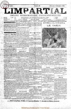38e annee - n49 - 9 decembre 1923