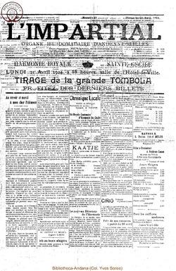 39e annee - n15 - 13 avril 1924