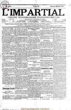 39e annee - n26 - 29 juin 1924