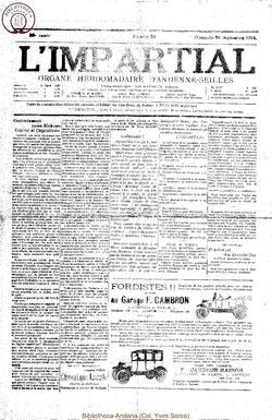 39e annee - n39 - 28 septembre 1924